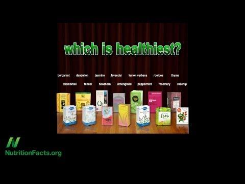 The Healthiest Herbal Tea