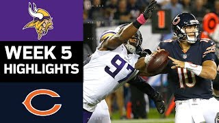 Vikings vs. Bears | NFL Week 5 Game Highlights thumbnail