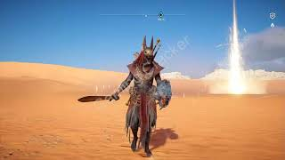 Assassin's Creed Origins   ANUBIS OUTFIT UNLOCKED   Best Costume In The Game