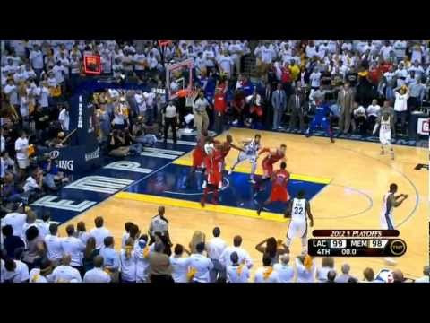[Highlights] Clippers amazing 27 point playoff comeback vs Grizzlies in game 1