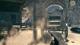 Call of Juarez 2 PC Gameplay Far West MAX Settings Español