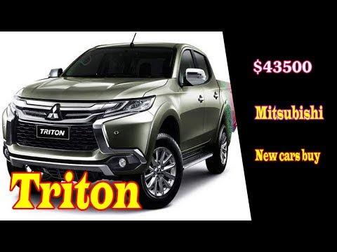 2019 mitsubishi triton release date australia | 2019 mitsubishi triton thailand | New cars buy