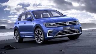 2017 Volkswagen Tiguan First Look Review