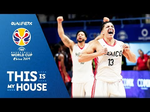 Mexico v USA - Highlights - FIBA Basketball World Cup 2019 - Americas Qualifiers