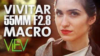 vivitar 55mm f2 8 1 1 macro   test video   shot on sony nex6 re upload