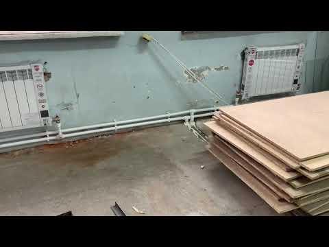 Демонтаж и монтаж системы отопления в магазине автозапчастей