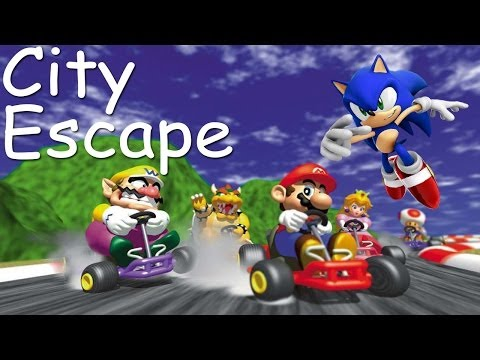 Mario Kart 64 - City Escape Karaoke