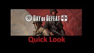 Day of Defeat Source- Gameplay
