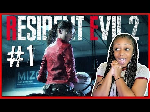 PLAYING AS CLAIRE!!! | Resident Evil 2 Remake Episode 1 Gameplay!!!