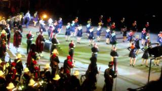 Royal Edinburgh Military Tattoo 2011 - Massed Bands and Massed Pipes and Drums