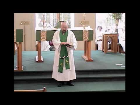 The Rev. David Wyly - Mercy Cleanses, Faith Saves