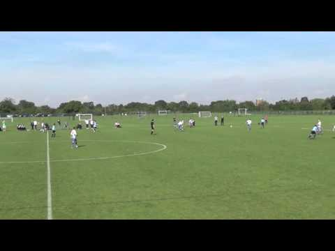 U15s Colchester Utd v Dartford FC 28th September 2014