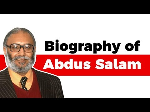 Biography of Abdus