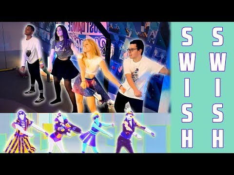 Just Dance SWISH SWISH Katy Perry | JDWC 2018