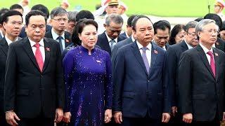 Ông Nguyễn Phú Trọng vắng mặt ngày khai mạc quốc hội CSVN
