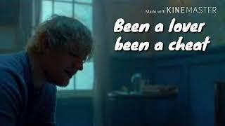 EMINEM -RIVER (Lyrics/Lyrics Video) ft. Ed Sheeran