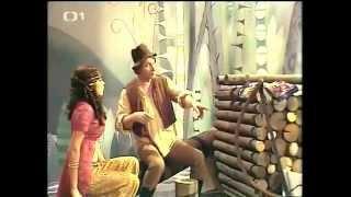 Gambar cover O princezně Solimánské (TV film) Pohádka / Komedie /Československo, 1984, 29 min