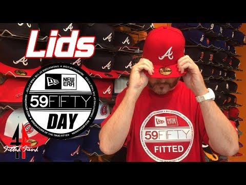 NEW ERA 59FIFTY DAY 2019 | SPONSORED BY LIDS !!! FITTED FIEND EP. 64