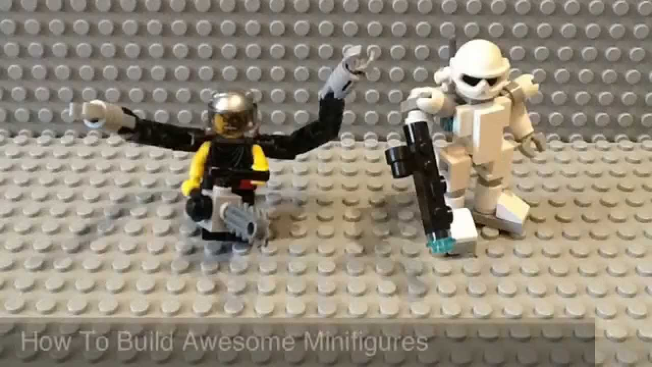 Cool Simple Lego Builds