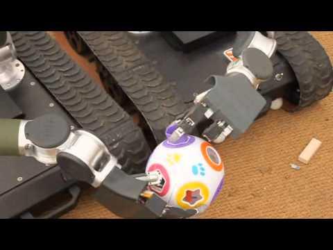 HDT Adroit Robotic Arms