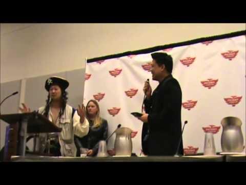 Garrett Wang Phoenix Comicon 2013