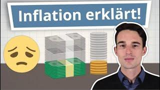 Inflation - Und wie du dich davor schützt! Einfach erklärt!