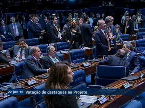 Senado vota destaques ao projeto com novas regras para o Simples Nacional