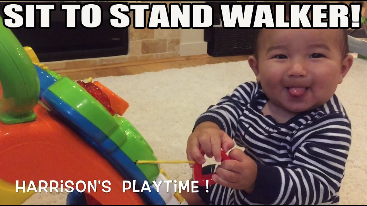 VTech Sit to Stand Learning Walker Review Amazon 1 Best Seller