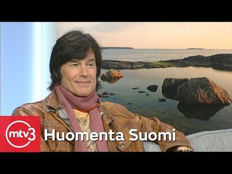 Haastattelussa Ronn Moss | Huomenta Suomi | MTV3