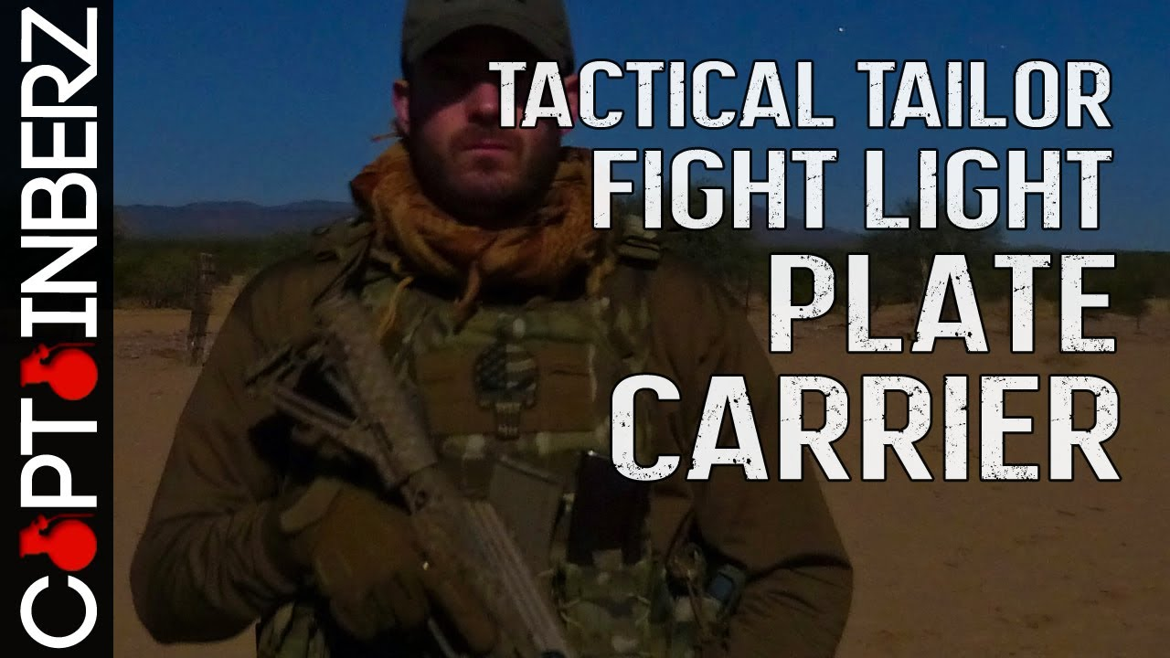 Tactical Tailor FLPC (Fight Light Plate Carrier)   YouTube
