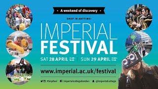 Imperial Festival 2018 | The Science of Star Trek