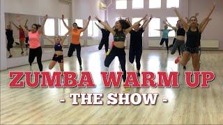 Zumba Warm Up 2019 - THE SHOW By Amine Dj - Zumba Vilniuje   Indre Gatelyte