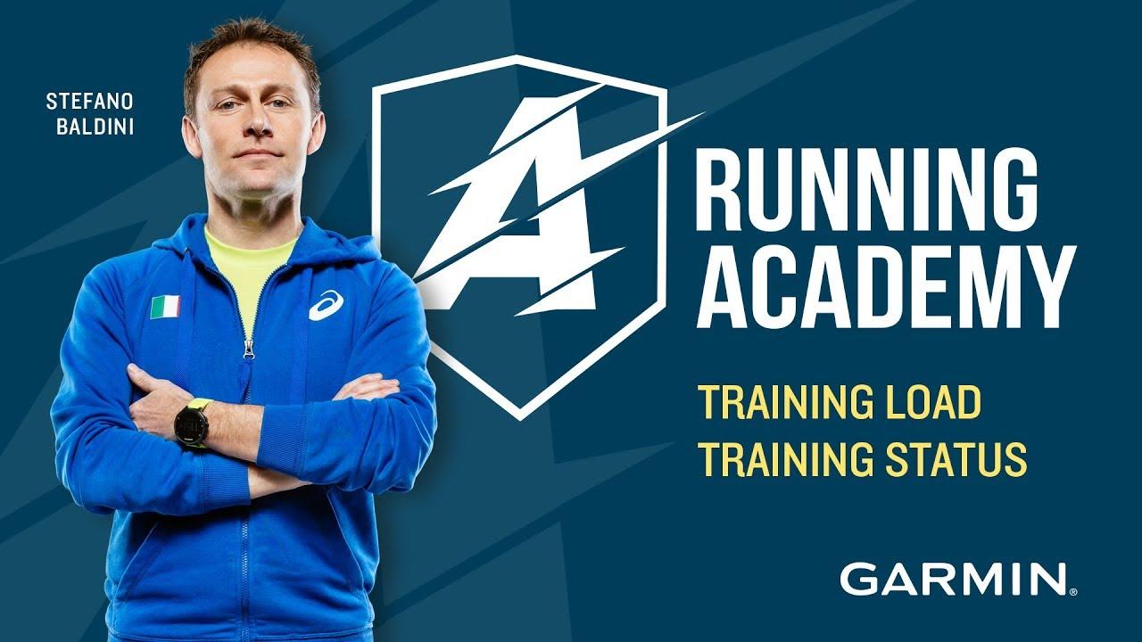 Training Load e Training Status - Garmin Running Academy