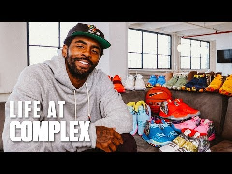 Kyrie Irving Pays Homage To OG Sneaker Designers With The Kyrie 6! | #LIFEATCOMPLEX