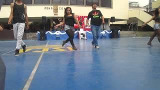 Baile de Reggaeton-Alianza Roja (Contabilidad)