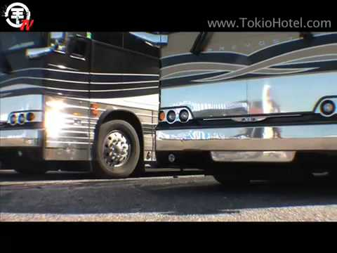 Tokio Hotel TV [Episode 49] On Tour In The US !