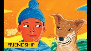 Friendship Stories in Hindi : Gurru Aur Peechu ke Chutti ka Din | गर्रू और पीचू की छुट्टी का दिन
