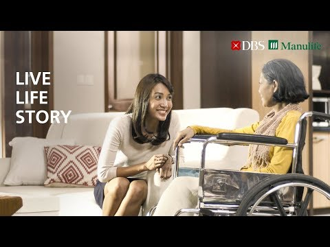 DBS Manulife - Live Well