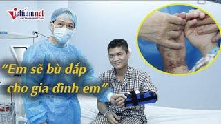 Bệnh nhân ca ghép chi thể đầu tiên ở Đông Nam Á giờ ra sao?   Tin tức Vietnamnet