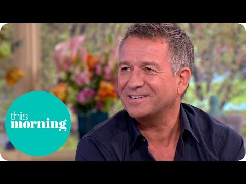 Sean Pertwee Talks Gotham, Dr Who And His Father | This Morning
