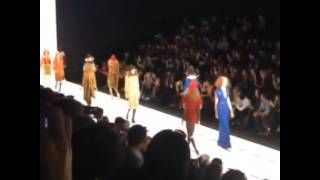 Mercedes Benz Fashion Week 2015: Laroom