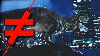 The Lost World: Jurassic Park - What's the Difference?