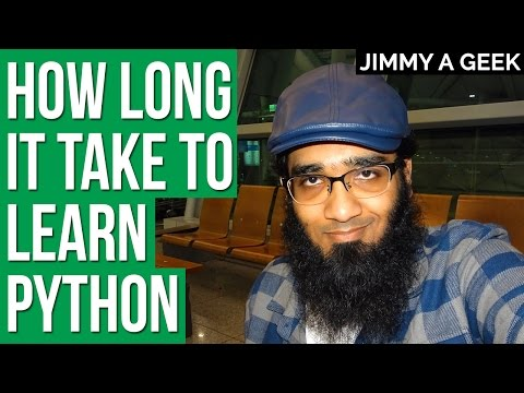Coding Question - How Long it Take to Learn Python ?