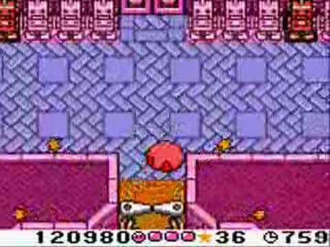 Kirby's Tilt 'n Tumble(コロコ...