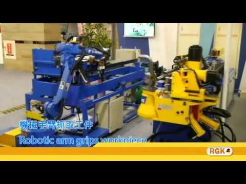 RGK-Taipei, Taiwan TIMTOS Machine Tool Exhibition  special clip 2015