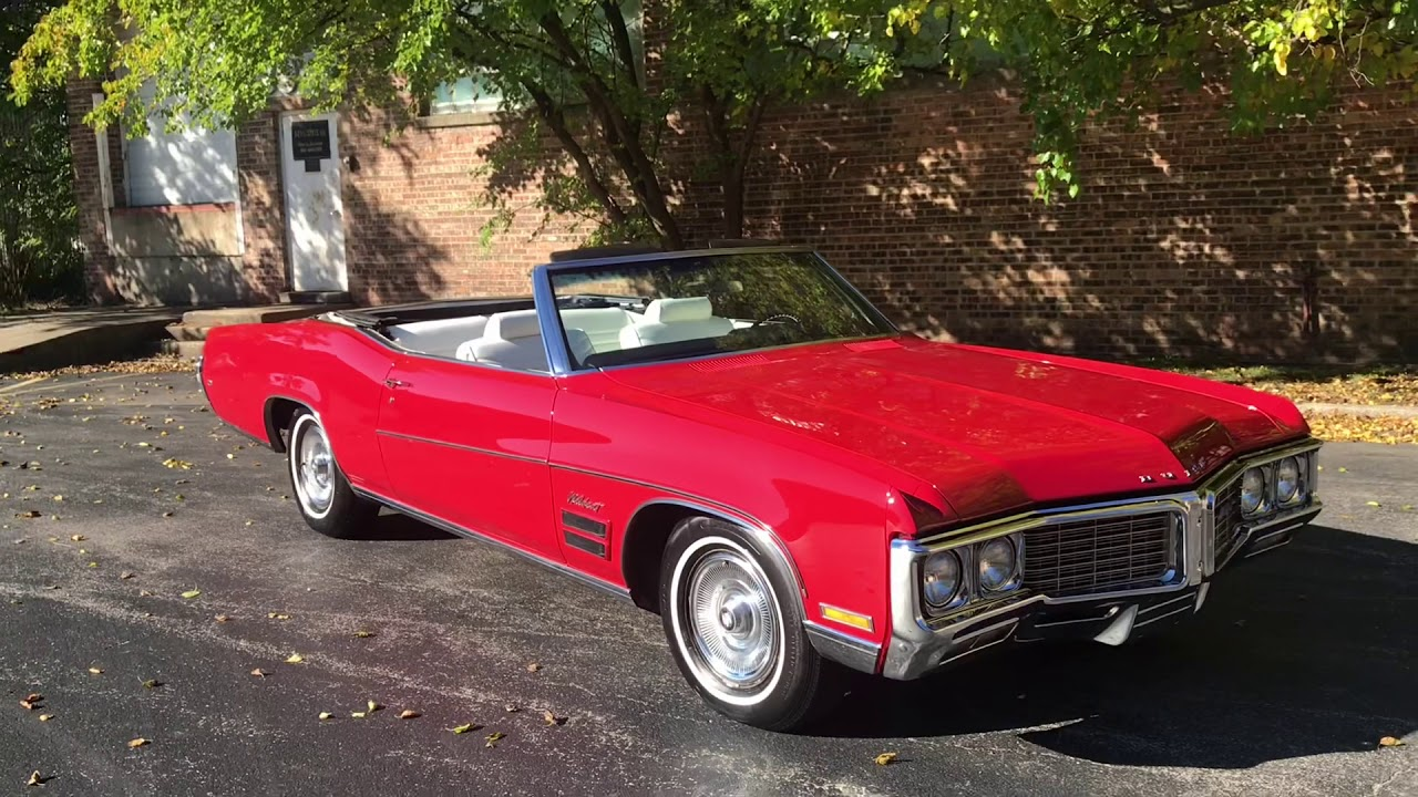 [SOLD] 1970 Buick Wildcat Convertible 455 For Sale