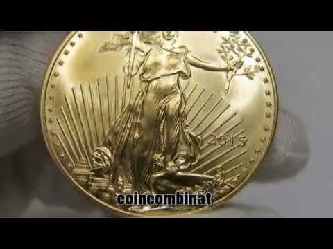 American Eagle GOLD 1 OZ Coin Bullion USA