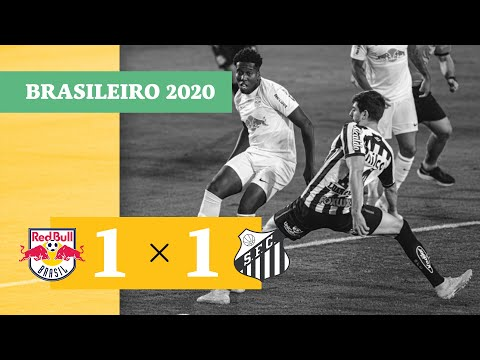 Bragantino Santos Goals And Highlights