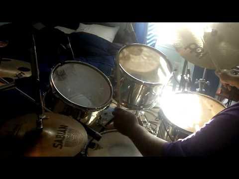 Cedar Walton, Freddie Hubbard, Ralph Moore & Vincent Herring - Bolivia (Drum Cover)