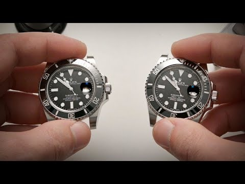 f6085253289 Can You Spot a Fake Rolex? | Watchfinder & Co. - YouTube